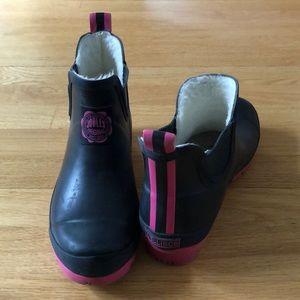 Joules Original Wellibob short height rain boots